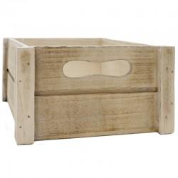Caja madera envejecida 20x10x10.5cm