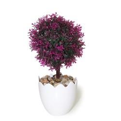 Arbolito hoja lanceolada púrpura