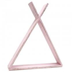 Estantería tipi rosa 45x40x12cm