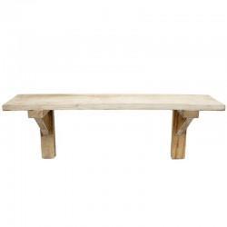 Estanteria madera 50x17x10x1.5cm