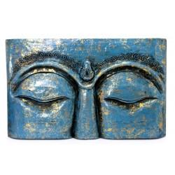 Placa pensamiento Buda Akshobya