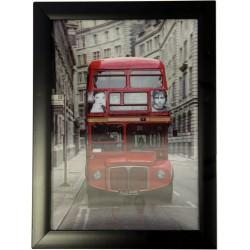 Cuadros HD 3D - Autobús Londres
