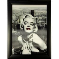 Cuadros HD 3D - Marilyn A