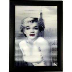Cuadros HD 3D - Marilyn B