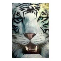 Lámina 3D león