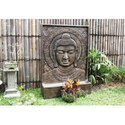 Fuente Buda loto 150cm dorada