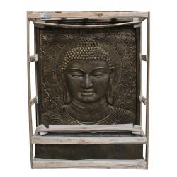 Fuente Buda 150cm dorada
