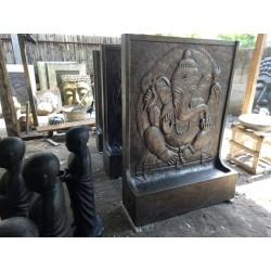 Fuente Ganesha 150cm dorada