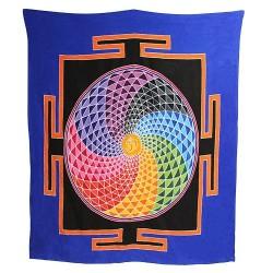 Mandala espiral mágico