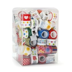 1 Washi tape minikids (pack de 100)
