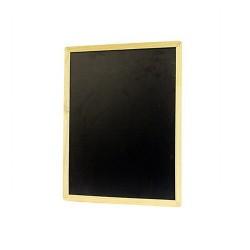 4 Pizarras medianas marco 30.5x20.5cm
