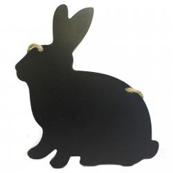 Pizarra conejo