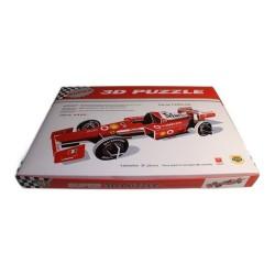 Puzzle 3d ferrari F1