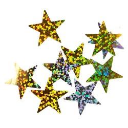 Confetti - Estrellas holográfica