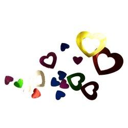 Confetti - Corazones surtidos