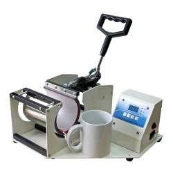Maquina para impresión de tazas
