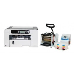 Impresora Ricoh, cartuchos tinta y Prensor de tazas