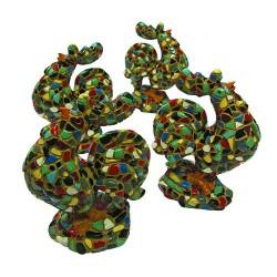 4 Gallos tipo Gaudí