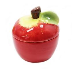 8 Cuencos fruta manzana