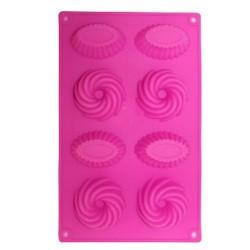 2 molde de silicona - Bundcake