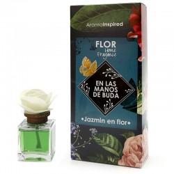 Mikado flor aroma jazmín en flor 100 ml.