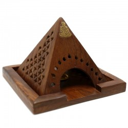 2 Quemador pirámide