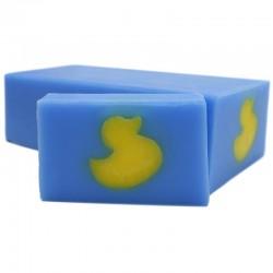 Jabón diseño pato - piña colada