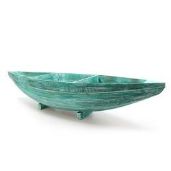Expositor barca - Verde