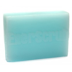 6 Jabones exfoliantes - azul
