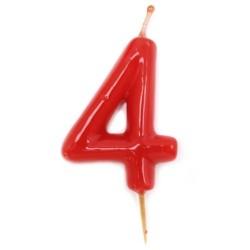 12 Velas número 4