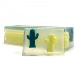 Jabón diseño cactus - mojito