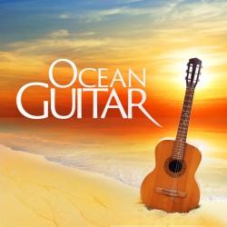 Guitarra en el océano