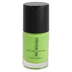 6 Lacas de uñas - Neon Green