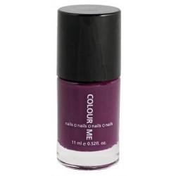 6 Lacas de uñas - Purple