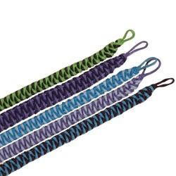 100 Pulseras cuero diseños variados