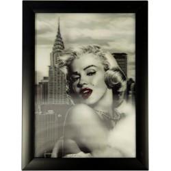 Cuadros HD 3D - Marilyn C