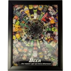 Cuadros HD 3D - Cerveza