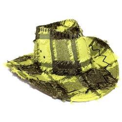 4 Sombreros vaqueros - surtidos