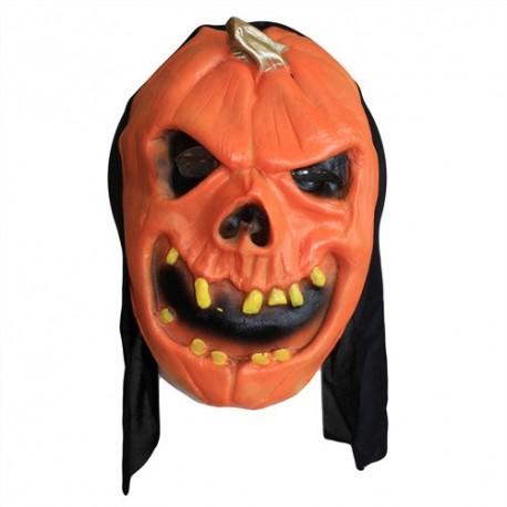 4 Máscaras miedo - calabaza horror