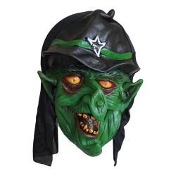 4 Máscaras miedo - brujas malvadas