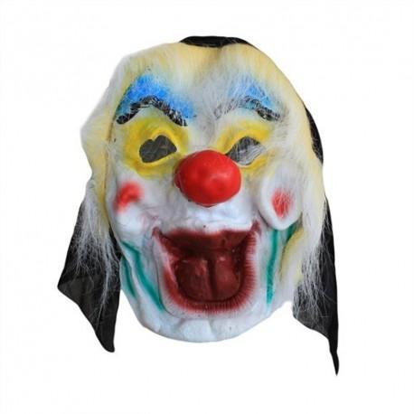4 Máscaras miedo - payaso terror