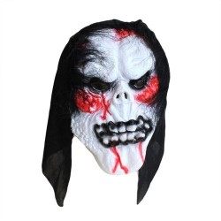 4 Máscaras miedo - zombi