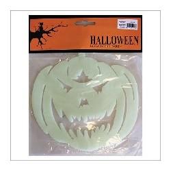 6 Big Halloween Glow Pack - Calabaza