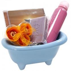 Cesta regalo baño - relax