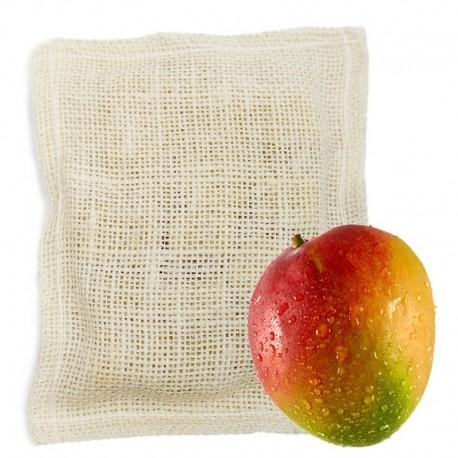 5 Jabones lufa exfoliante - mango