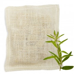 5 Jabones lufa exfoliante - hierba luisa