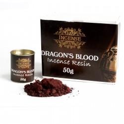 6 Resina sangre de dragón 50gr