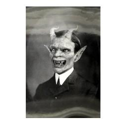 5 Láminas 3D pequeña - chico vampiro