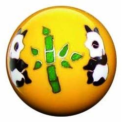 6 Pares bolas chinas - panda