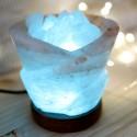 Lámparas sal del Himalaya USB